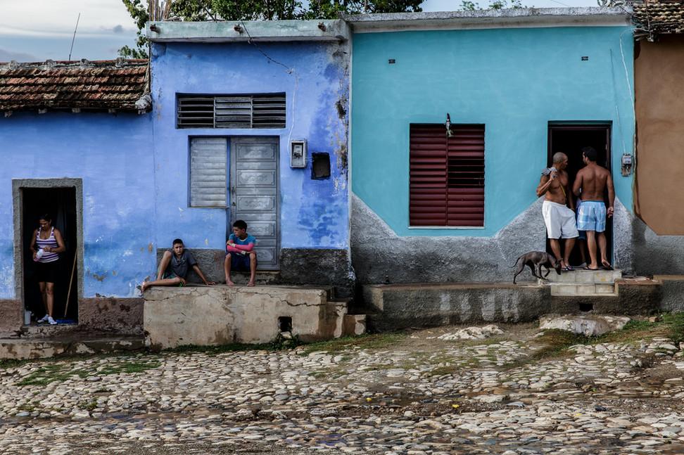 TRINIDAD, CUBA 2015
