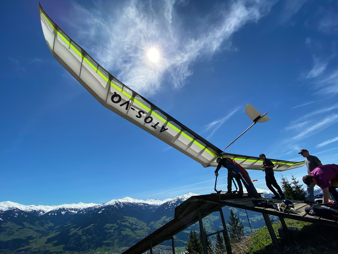 Hinterhorn Saisonopening 2021