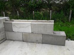 Bloc beton