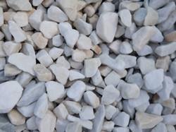 Gravier marbre blanc pur