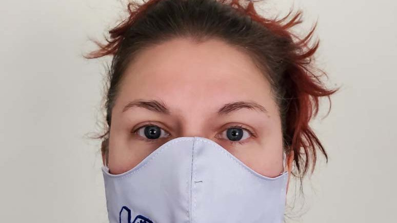 Masque lavable -PERSONNALISÉ