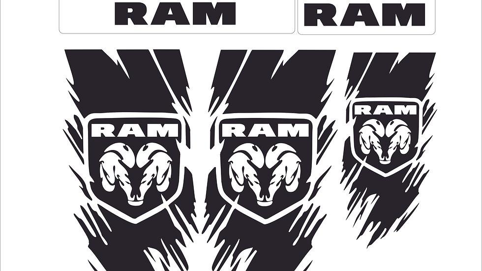 Ensemble RAM complet