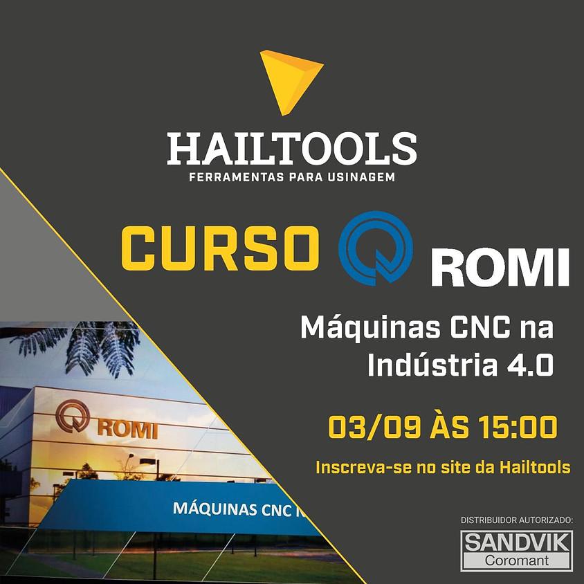Máquinas CNC na indústria 4.0