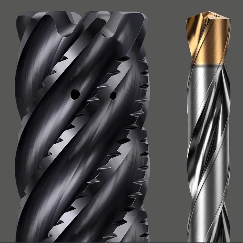 Treinamento: Escolha e Aplicação de ferramentas sólidas de metal duro