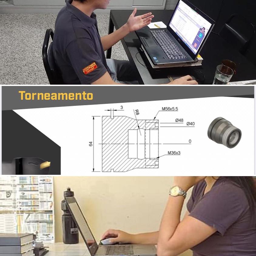 Escolha e aplicação de ferramentas de usinagem