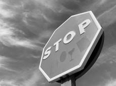Stop-cóctel.