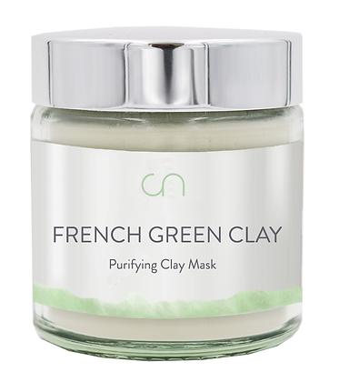 Französische Grüne Tonerde