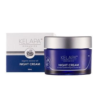 Kelapa Organics Nacht Creme