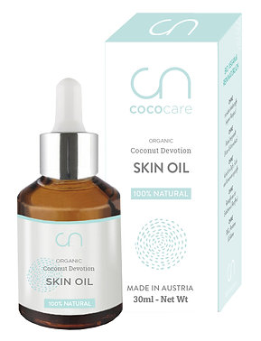 Organic Coconut Devotion Skin Oil