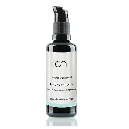 Organic Macadamia Oil (Base Oil for Normal and Combination Skin)