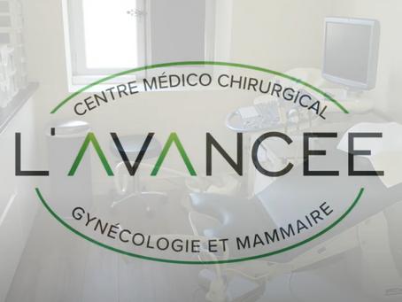 Nouvelle vidéo de présentation du Centre gynécologique L'Avancée