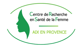 Logo | Centre de Recherche en Santé de la Femme - CRSF | Aix-en-Provence