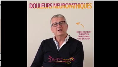 Nouvelle vidéo sur les DOULEURS NEUROPATHIQUES réalisée par le Dr Eric Bautrant du CMC L'Avancée
