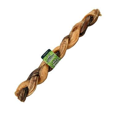 """Braided Bully Stick 9"""" inch Redbarn"""