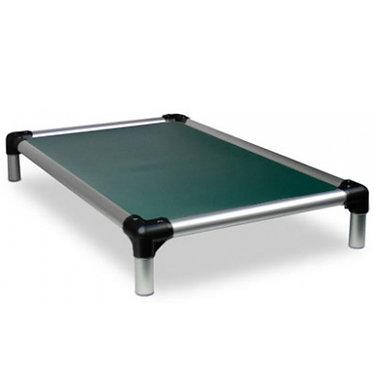 Kuranda Bed Indestructible Chew Proof Forest Green Aluminum Frame