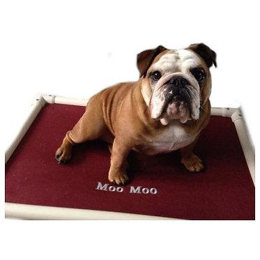 Kuranda Crate Bed Indestructible Chew Proof Monogramming
