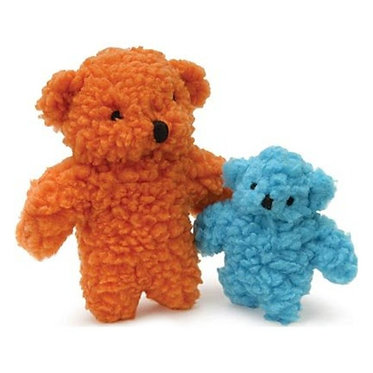 Fleecy Bears Sizes
