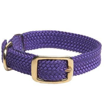 Signature Double Braid Collar Mendota Purple