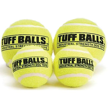 Tuff Balls Industrial Strength Tennis Balls Petsport