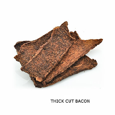 Fruitables Whole Jerky Thick Cut Bacon Sample