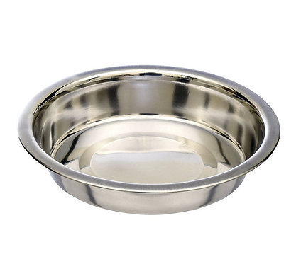 Puppy Weaning Pan Stainless Steel Small