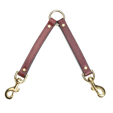 Mendota Leather Dog Coupler