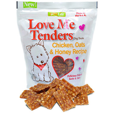Love Me Tenders Dog Treats Sunshine Mills