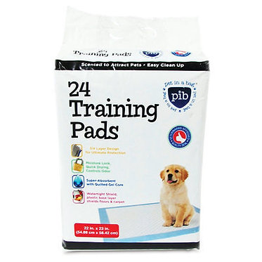 Pet in a Bag Training Pads Housebreaking 24 count