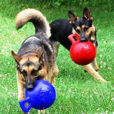 Tug-n-Toss Ball Jolly Pets
