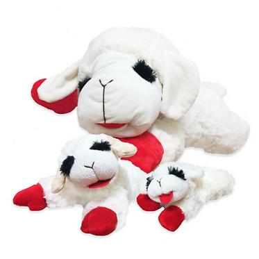Lamb Chop Plush Toy Sizes