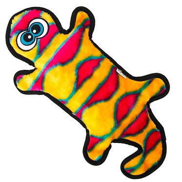 Outward Hound Invincibles Dog Toy Gecko