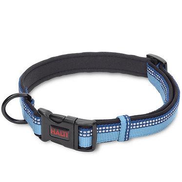 Halti Nylon Adjustable Collar Blue