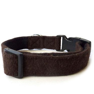 Hailey & Oscar UK Wool Collar Brown