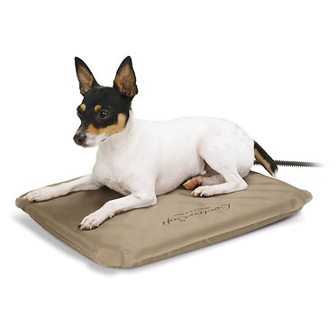 LECTRO-SOFT OUTDOOR HEATED PET BED  K&H