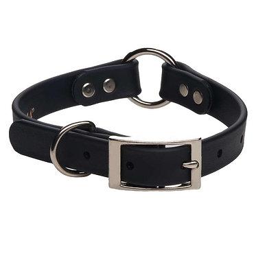 Mendota DuraSoft Collar for Puppies Black