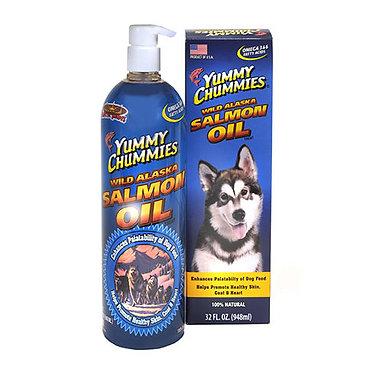 Yummy Chummies Alaska Salmon Oil CKD Chronic Kidney Cats Supplement