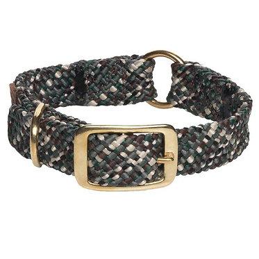 Mendota Double-Braid Center Ring Collar Camo