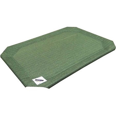 Coolaroo Pet Bed Green Replacement Cover