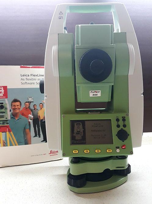 "Тахеометр Leica TS02 power R400 (5"") бу 2012г.в"