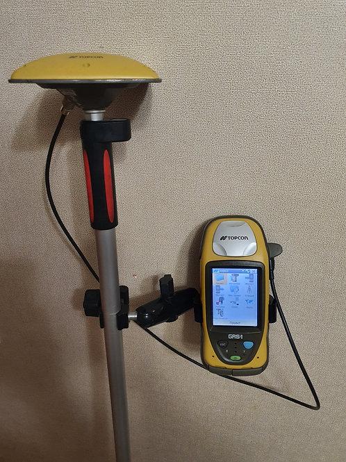GPS/глонасс приемник Topcon GRS-1 с внешней антенной