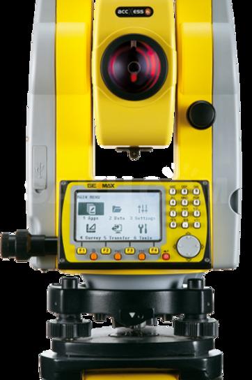 """Тахеометр Geomax Zoom 20 Pro A4 2"""" витринный образец"""