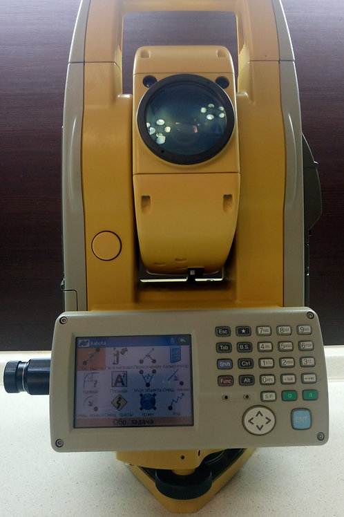 Тахеометр TopCon GPT-7501N