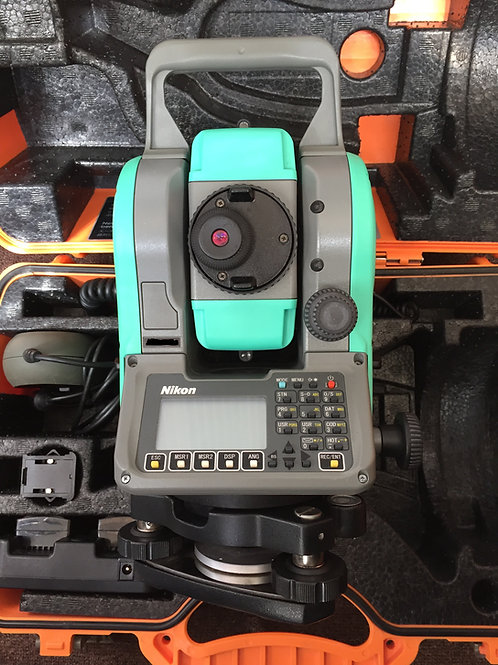 Тахеометр Nikon Nivo 5M