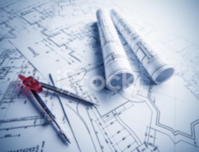 25355847-architectural-blueprints-rolls.