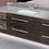 Thumbnail: Floating Vanity - Sink plus 2 satellites - Cocoa Wenge