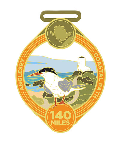 Anglesey Coastal Path Challenge