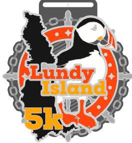Lundy Island 5K