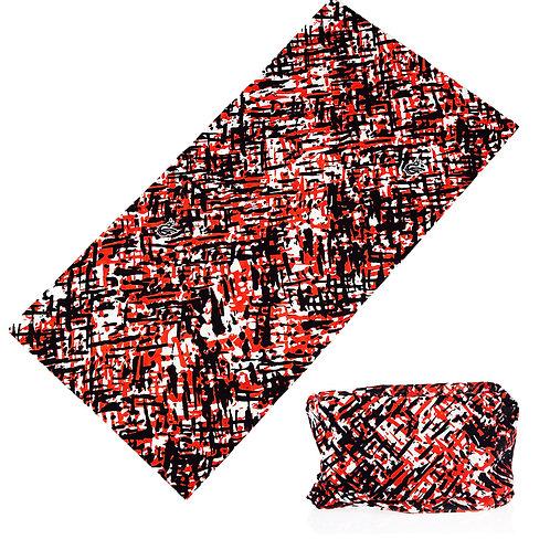 Red/Black Snood