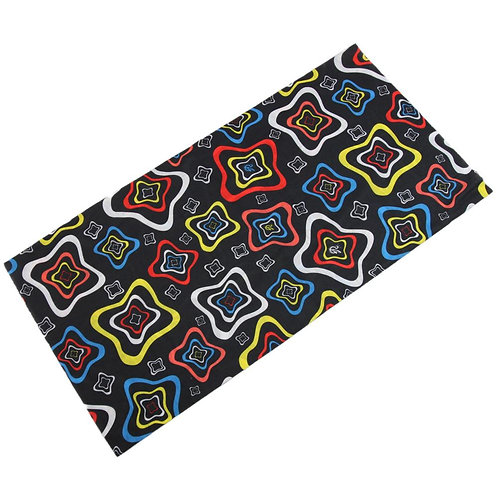 Squiggly Squares Snood