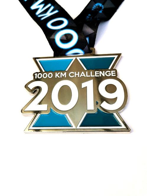 1000 KM Challenge 2019